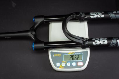 Gewicht Gabel