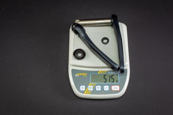 Gewicht Kurbel