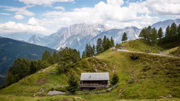 Rückkehr: Lienzer Dolomiten per E-Bike