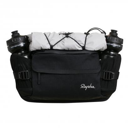 Immerhin drei Liter zusätzliches Volumen für den Trail: Die Trail Hip Pack erlaubt es, Werkzeug und Jacke auch ohne Rucksack einzupacken. 70 Euro