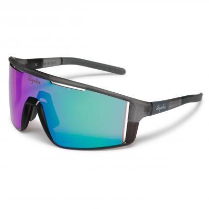 Die Pro Team Full Frame Glasses kommen mit austauschbaren Gläsern und inklusive einer einfachen transparenten Scheibe ganz ohne Filter. 145 Euro