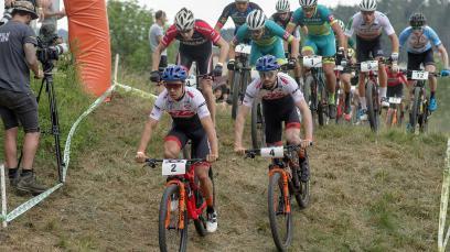 Bildbericht Bike-Opening StatteggIm Rahmen der ersten Sport Austria Finals in Graz stiegen beim Grazer Bike-Opening Stattegg auch die ÖM-Titelkämpfe im Cross Country und Eliminator.