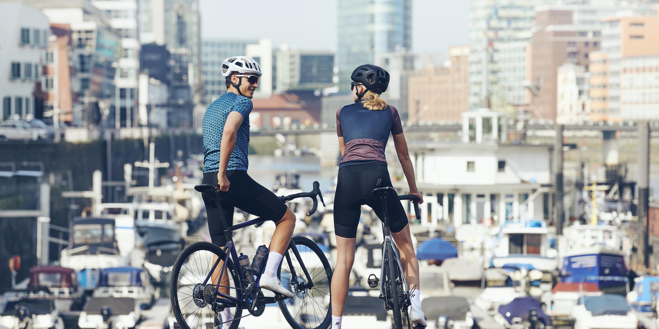 Rose Bikes Bekleidungslinie für Rennrad und Gravel