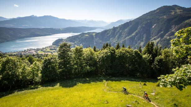 Nockbiken vom Berg zum SeeLuftige Höhen und nassblaue Tiefen, und dazwischen feinste Routen und Trails - auf Wiederholungsbesuch in der Gegend um Millstätter See und Bad Kleinkirchheim.