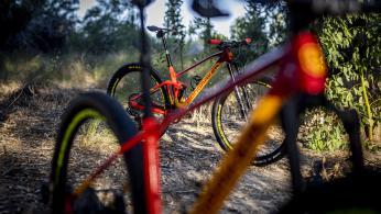 Mondraker zeigt Olympia-Bikes