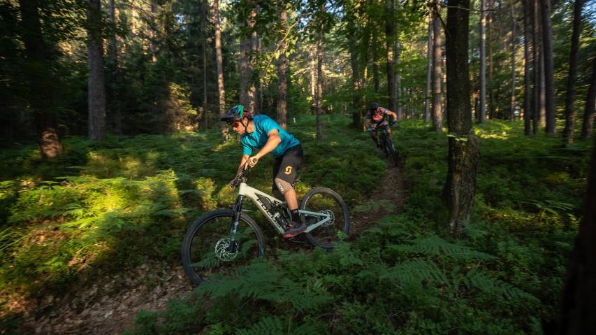 Klopeiner See und Südkärnten - Trails, Bikepark Petzen und TourenMit dem Trailbike unterwegs zu den verborgenen Winkeln Südkärntens.