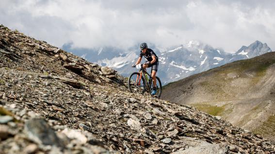 Jetzt: Ischgl Ironbike im Paznaun Mit dem legendären Marathon als Highlight locken von 4. bis 7. August vier Rennen und viele Side-Events.