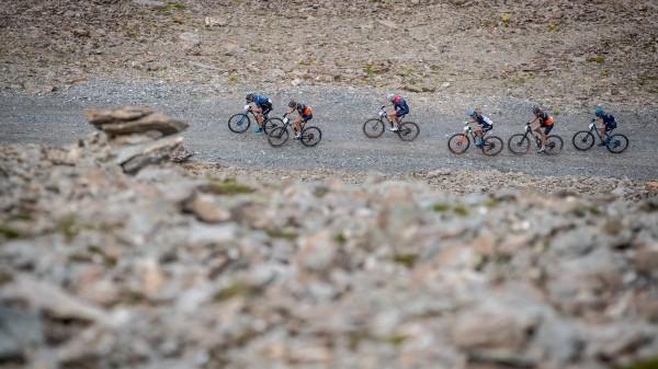 Ischgl Ironbike 2021 - Marathon Bildbericht