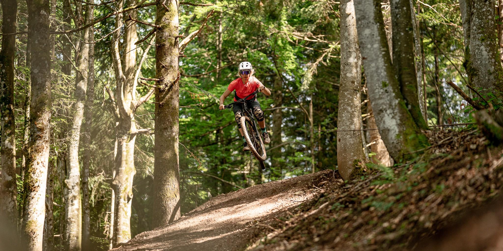 Opening Bike Area Streuböden & The Challenge