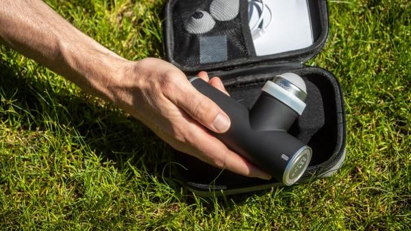 OrthoGun 2.0 Massagepistole & Update OrthoGo