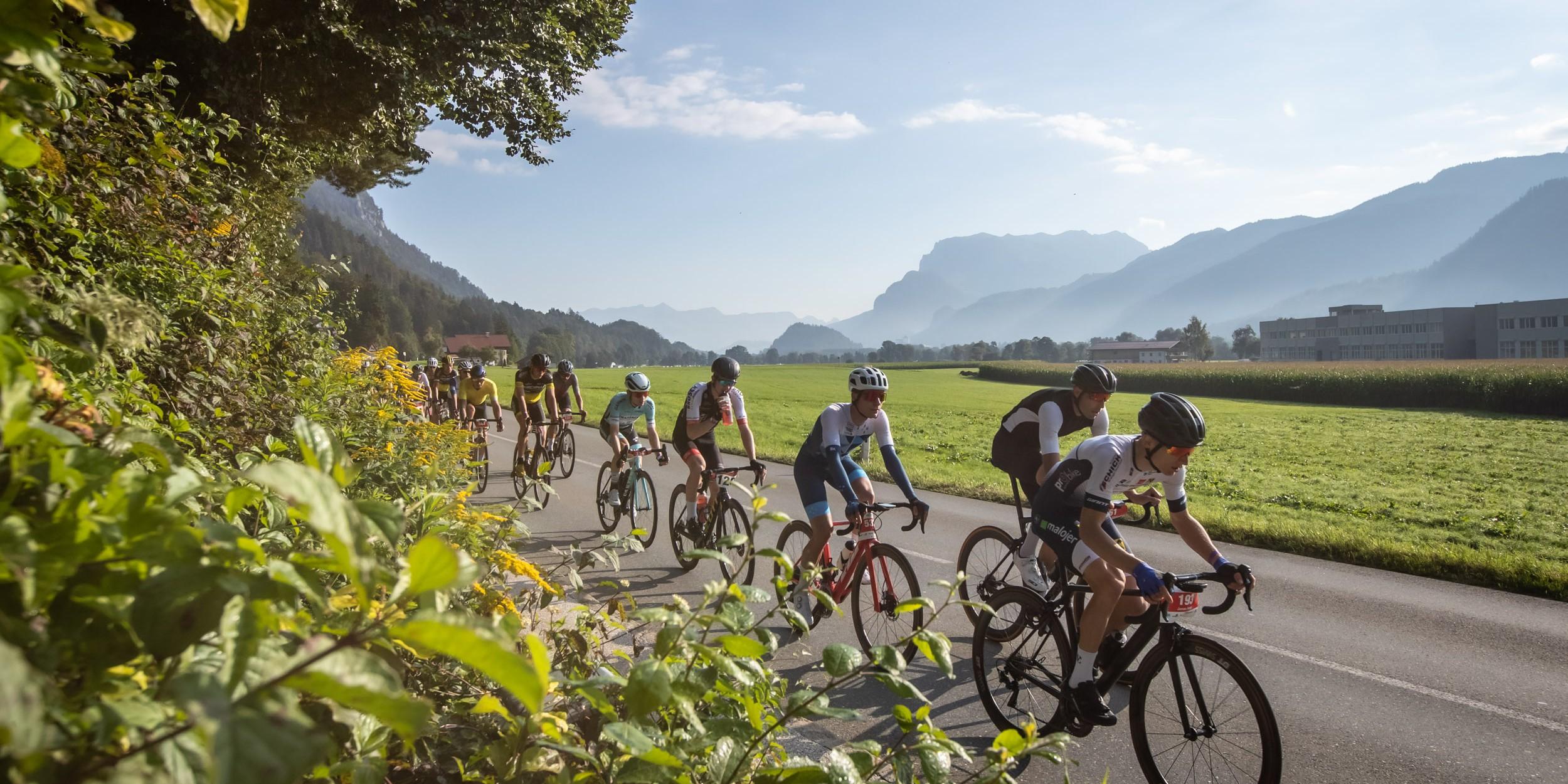 Bildbericht Kufsteinerland Radmarathon