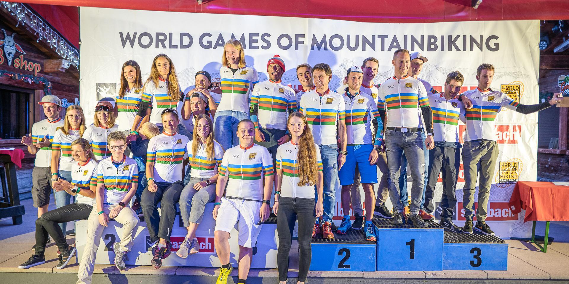 22. World Games of Mountainbiking