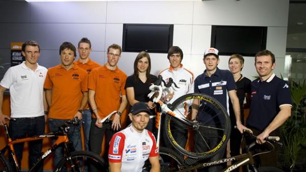 KTM Teamvorstellung 09