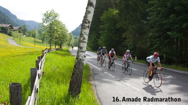 Bildbericht Amadé Radmarathon