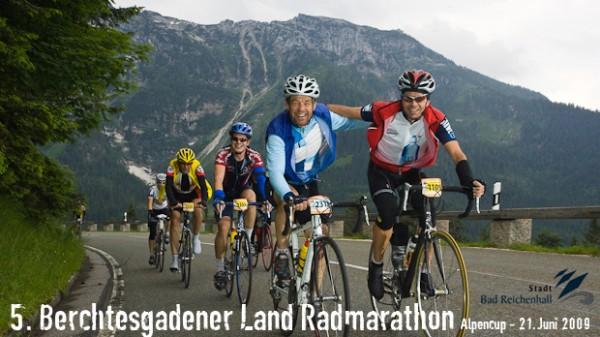 Berchtesgadener Land Radmarathon