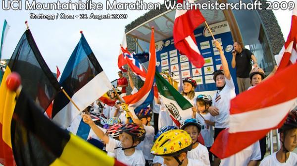 MTB Marathon WM Stattegg 2009