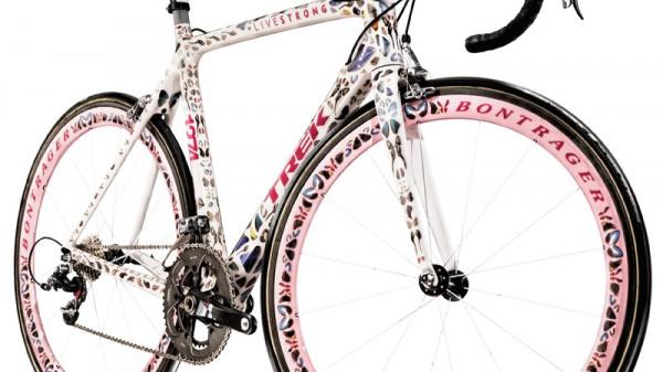 Lance Armstrongs Rennräder
