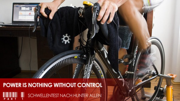 Power is nothing without control - Part 1 | Schwellentest