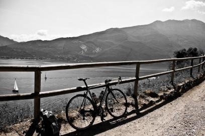 "2. Etappe ""Giro di Tremalzo""137 km | 2.800 Hm | 6 Stunden"