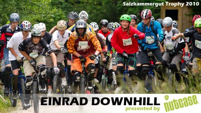 Einrad Downhill & Junior Trophy