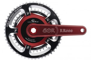 BOR RR 666 Red