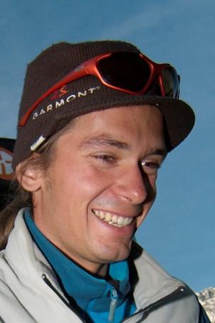 Benedikt Purner - TraildesignExtreme-Freerider, bergführer-Anwärter und Geologie-Student, verantwortlich für die bauliche Umsetzung vor Ort
