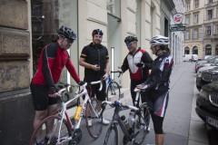 """""""Ride with us"""" statt Ötztaler. Die vom Trek Store Wien ausgerufene"""