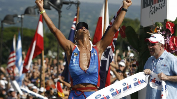 LIVE: Ironman Hawaii 2010