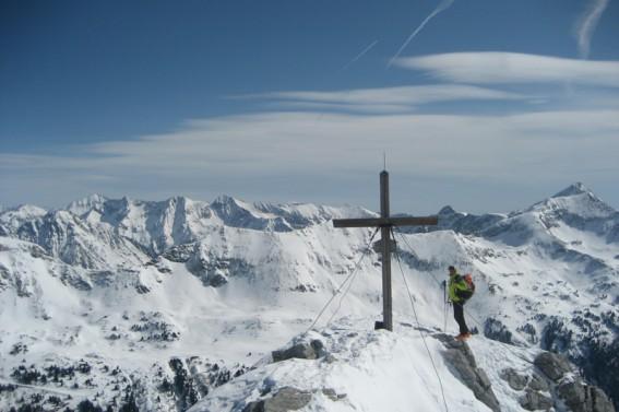 Getreu den Anliegen seiner Mountain Sports Community