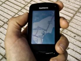 """Navigation durch Las Palmas im """"Fußgänger"""" -Modus"""