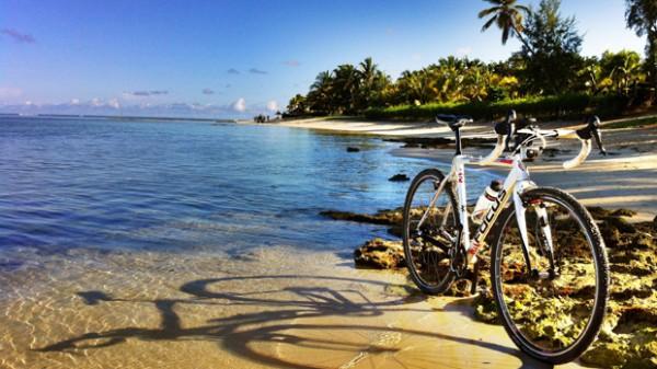 Cyclocrossen im Paradies
