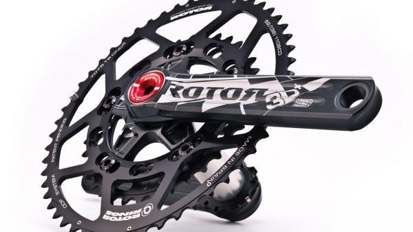 Rotor 3D+ mit ovalen Q-Rings und power2max
