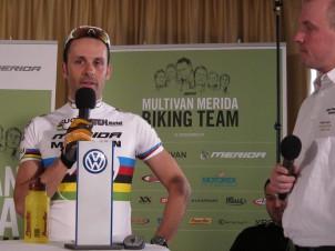 José im Interview mit Thomas Giger