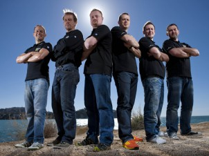 Teamleitung, Mechaniker & Betreuer