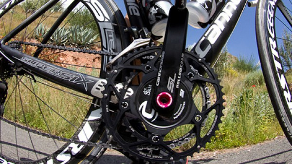 SRM Powermeter mit Cannondale Hollowgramm SL Kurbel