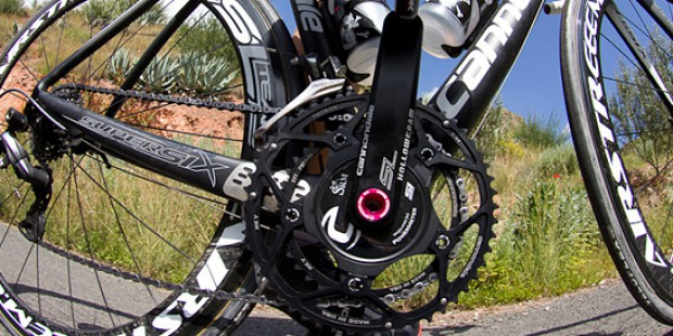 SRM Powermeter mit Cannondale Hollowgramm SL Kurbel