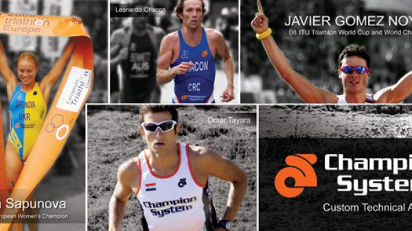 Champion System: Individuelle Sportbekleidung