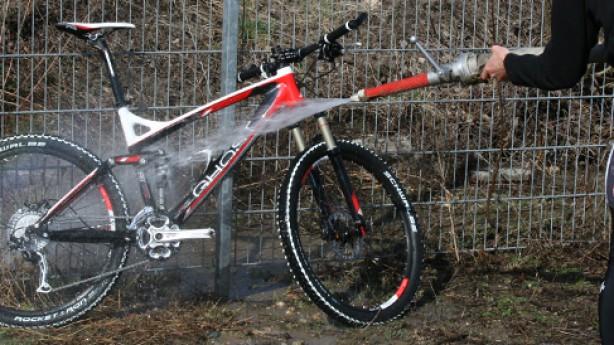 Ghost RT Lector 7700Das nordbayrische Erfolgs-Fully im Bikeboard Test.