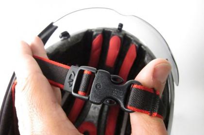 angenehm weiche Bänder mit filigranem Verschluss