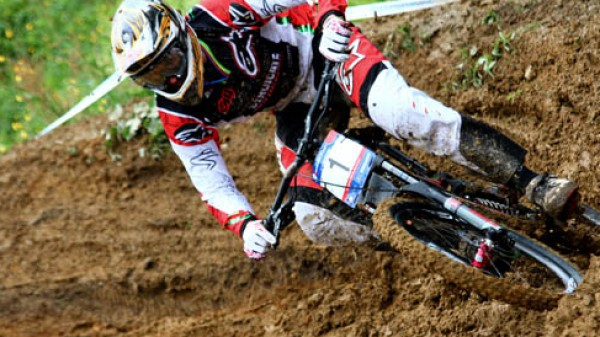 DH/4Cross Worldcup Leogang