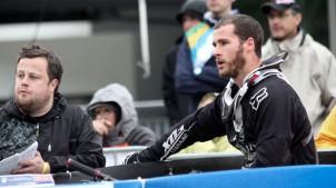 Der junge Canadier Steve Smith ist zu einem Top Fahrer avanciert. Leogang bringt Platz 4.