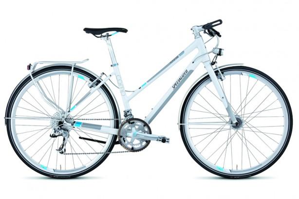 Auch wenn nicht Bikes for Women draufsteht,