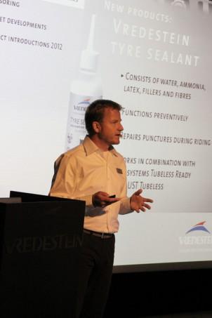 Präsi der Produktlinie 2012