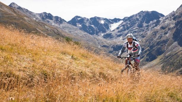 Alta Rezia Singletrail-CrossEin Bikeclub auf Reisen. Touren-Report vom Viertagestrip des BC Giant Stattegg im Herzen der Rätischen Alpen.