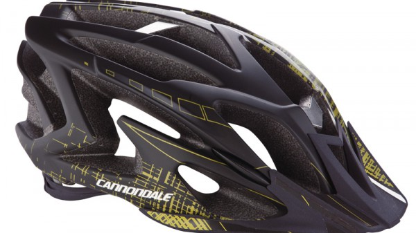 Cannondale goes helmet
