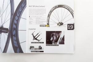 Auszug aus dem 2012er Katalog