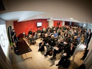 Präsentation der 2012/13er MTBs und Rennräder
