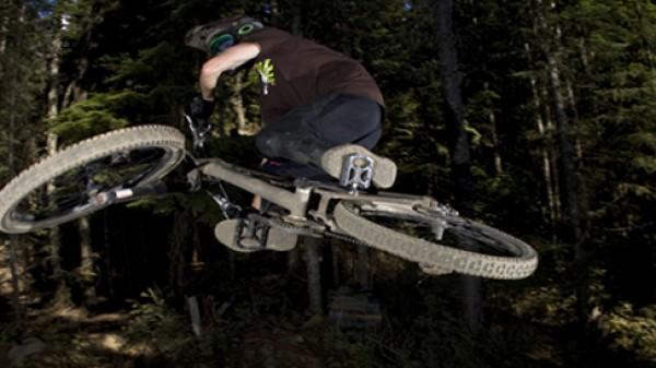 Bikeboard goes Gravity
