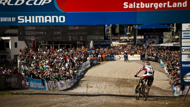 Saalfelden Leogang: die UCI Mountain Bike & Trials World Championships