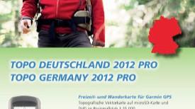 Garmin Topo Deutschland 2012 Pro mit ActiveRouting